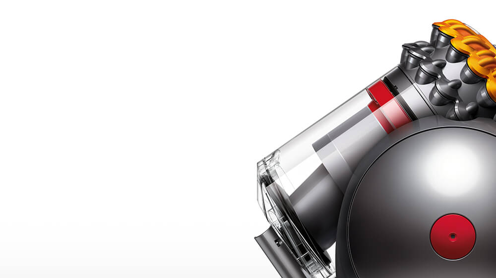 The Dyson Big Ball vacuum