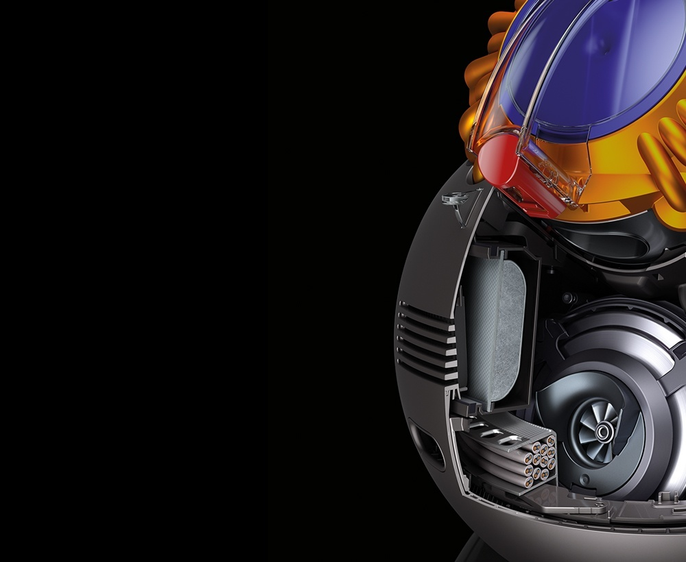 Dyson Big Ball barrel vacuums pick themselves up. Fewer delays, less time wasted.
